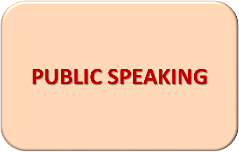 Effective public speaking: Preparation is key!